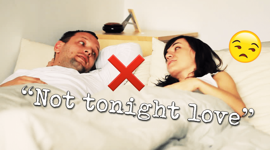 5 Things That Give You Low (Or No) Sex Drive