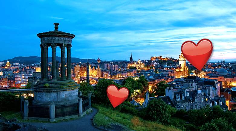 The Perfect Date Night in... Edinburgh