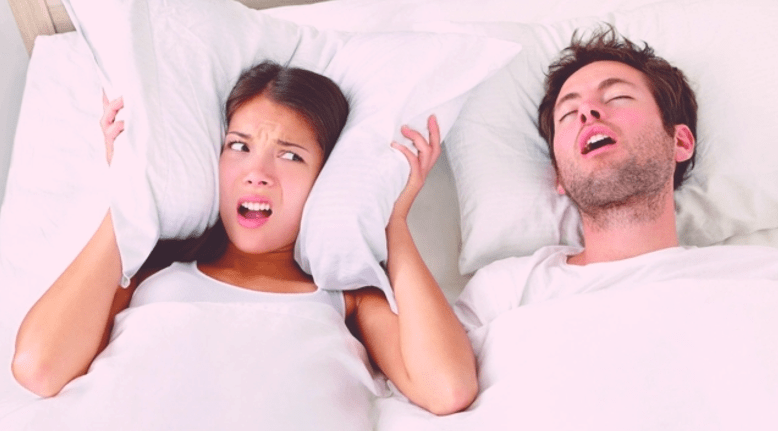 Snoring VS Relationships