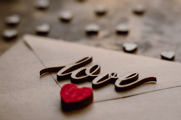 Love letters to a girl: A letter of declaration of love to a girl